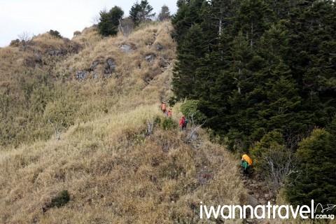 Xueshan hike